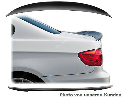 BMW E92 Coupe Spoiler Abrisskante Kofferraum Lippe Flap Wing Performance Levre