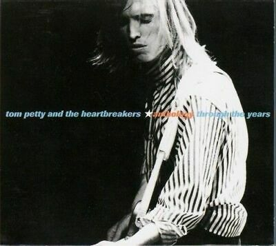 TOM PETTY & THE HEARTBREAKERS - Anthology: Through The Years 2 CD NEW 1976-2012