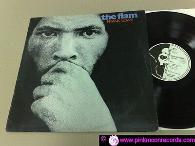 Frank Lowe The Flam 1976 Black Saint Bsr 005 Italy Lp