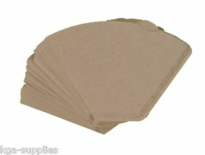 High quality Unbleached Size 4 Coffee Filter Papers