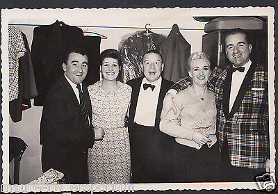 Entertainment Postcard - TV Music Stars - The 1960 Billy Anthony Show  DR201