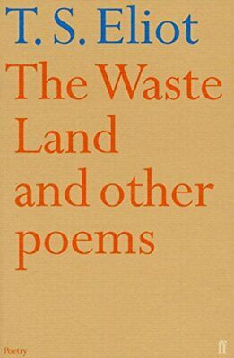 The Waste Land and Other Poems by Eliot, T. S. Paperback Book The Cheap Fast