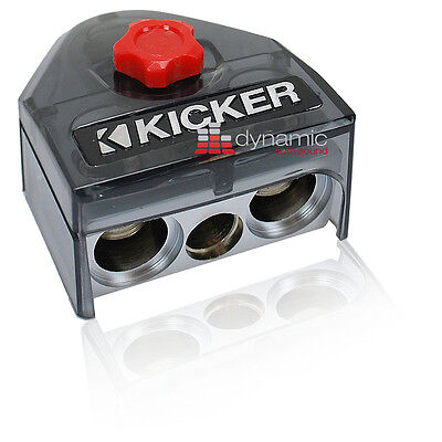 KICKER BT4 Car Positive or Negative Competition Battery Terminal POS / NEG New