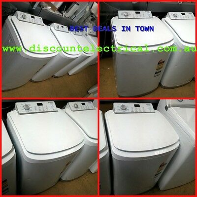 Simpson 5.5kg top loader washing machine SWT5541 - Select from any three