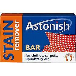 Astonish Pre Wash Stain Remover Bar 75g