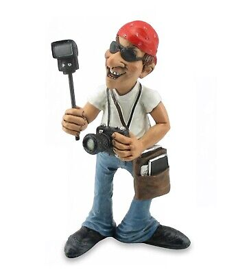 MESTIERI FUNNY COLLECTION LES ALPES - MR.SELFIE 014 99523 Figure da Collezione