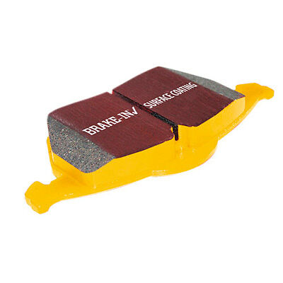 EBC Yellowstuff / Yellow Stuff Performance Rear Brake Pads - DP42157R