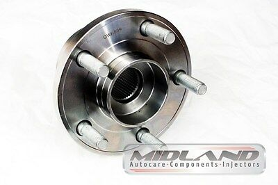 Ford Mondeo Mk4 2007 - 2013 Front Wheel Bearing Hub Flange + Abs *brand New*