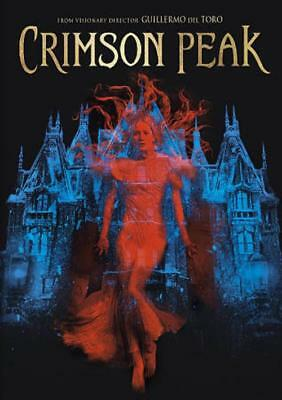 Crimson Peak New Dvd