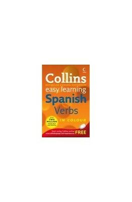 Collins Easy Learning Spanish Verbs (Collins Easy Learni... by Collins Paperback