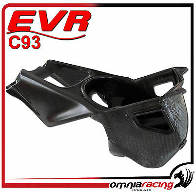 EVR C93 Race Carbon Fiber Air Box Ducati 996R / 998 / 998S / 998R