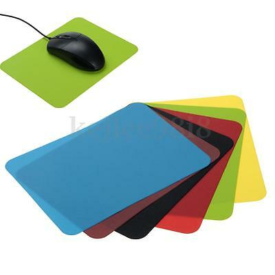 Light Slim Anti-Slip Silicone Mouse Mice Pad Mat Mousepad for PC Laptop Computer