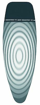 Brabantia Ironing Board Cover with  Parking Zone Size D Extra Large - Titan O...