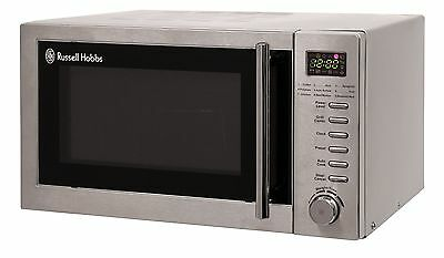 Russell Hobbs RHM2031 20 litre Stainless Steel Digital Microwave With Grill