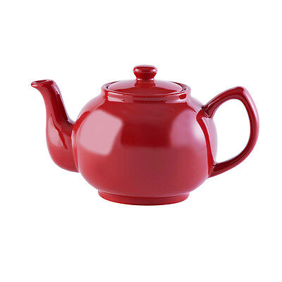 Price & Kensington Teapot 6 Cup Brights Red