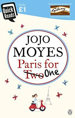 Paris For One (Quick Reads), Moyes, Jojo Book The Cheap Fast Free Post