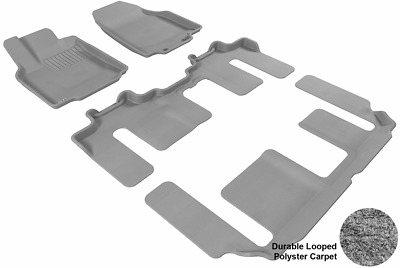 GGBAILEY D4428A-S1A-RD-IS Custom Fit Automotive Carpet Floor Mats for 1985 1989 1990 1993 Buick Riviera Red Oriental Driver 1992 Passenger /& Rear 1988 1987 1986 1991
