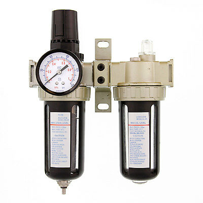 Air Tool-Compressor MOISTURE FILTER PRESSURE REGULATOR