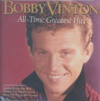 Bobby Vinton - All-Time Greatest Hits New Cd