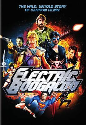 Electric Boogaloo: The Wild, Untold Story Of Cannon Films New Dvd