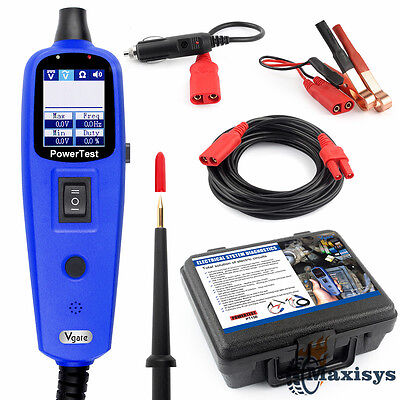 Vgate Pt150 Power Circuit Tester Electrical System Diagnostic Tool