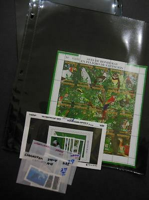 HONDURAS : Also Haiti. Beautiful collection. All VF MNH. Topicals. Sc Cat $117.