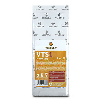 Automatensuppe Tomatensuppe 10 x 1Kg Venessa VTS1 Tomato Soup Instantsuppe
