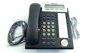 Panasonic Kx-Dt333 24 Button Display Speakerphone, Kx-Dt333B