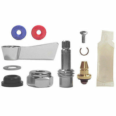 """Fisher 2000-0005 1/2"""" Left Hand Check Stem Repair Kit Made in USA+FREE FAS SHIP"""