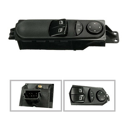 Front Power Master Window Switch For Mercedes Benz W639 Vito 03-15 A6395450913