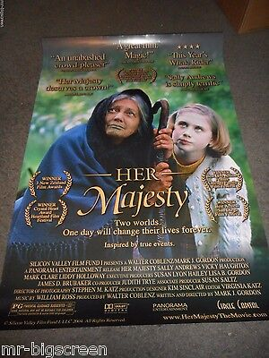 Her Majesty - Original Ss Rolled Poster - 2001