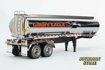 Tamiya 56333 1/14 RC Fuel Tanker Trailer - Gallant Eagle