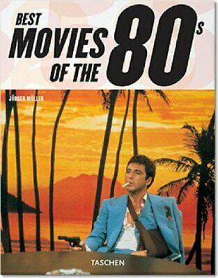 Best Movies of the 80s Hardback Book The Cheap Fast Free Post