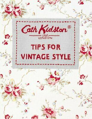 Tips For Vintage Style by Kidston, Cath Paperback Book The Cheap Fast Free Post