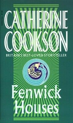 Fenwick Houses by Cookson, Catherine Paperback Book The Cheap Fast Free Post