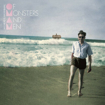 Of Monsters and Men - My Head Is An Animal [New CD]