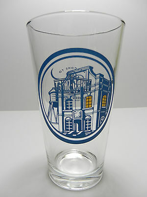 Third Shift Amber Lager Pint Beer Glass Coors Brewing