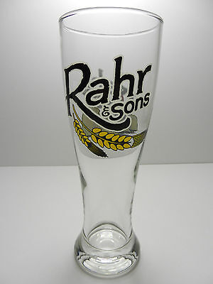 Rahr & Sons Brewing Company Summertime Wheat 2012 Seasonal Beer Glass Ft. Worth