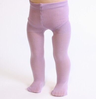"""Tights Lavender made for 18"""" American Girl Doll Clothes"""