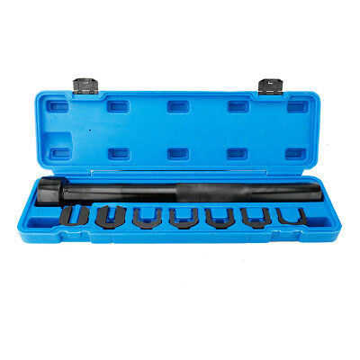 Auto Car Truck Inner Tie Rod Tool Installer Remover Crews Foot Wrench Set W/Case