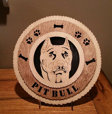 Pit Bull Wall Tribute