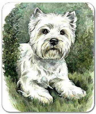 West Highland White Terrier Mousepad