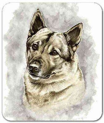 Norwegian Elkhound Mousepad