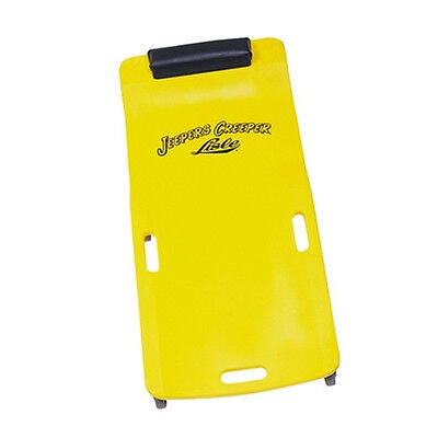 Lisle Low Profile Plastic Creeper (Yellow) - 93102