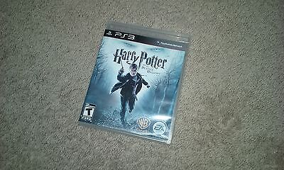 Harry Potter and the Deathly Hollows Part One(Ps3)