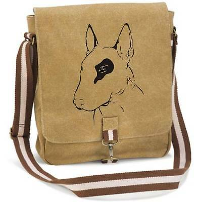 Canvas Messenger Hunderasse: Bullterrier 2
