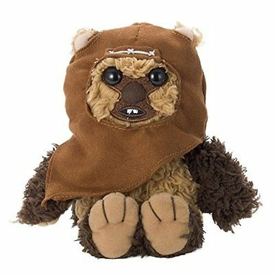 Star Wars Ewok Wicket Beans Collection Plush Doll Takara Tomy Arts Japan new .