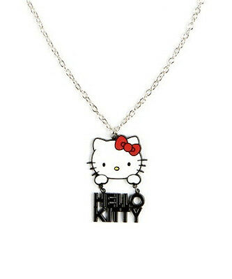 Loungefly Hello Kitty Face Letter Necklace