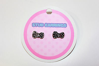 Sanrio Hello Kitty Bow Stud Earring