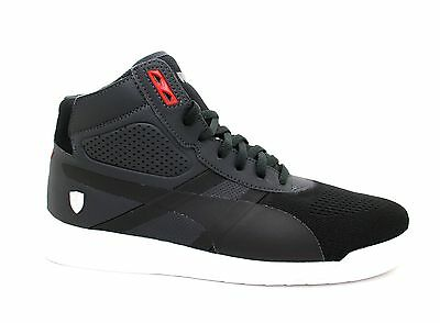 New PUMA Ferrari Podio TD SF High Top Men s Shoes Fashion Sneakers 8 9 10 11 d3c6bb639